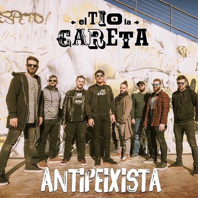 Nuevo single de El Tio la Careta ANTIFEIXISTA